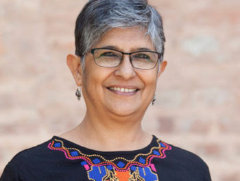 Dr Indira Chowdhury speaks